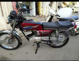Yamaha RX 135 5speed for sale