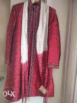 Brand new sherwani top with tag