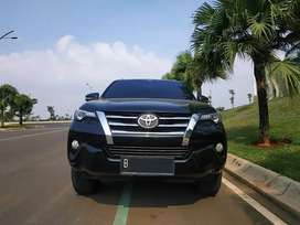 Toyota Fortuner VRZ 2.4 Automatic