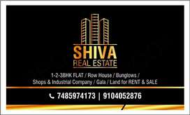 4bhk row house for rent in Silvassa