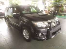 Fortuner G mt TRD 2012 diesel