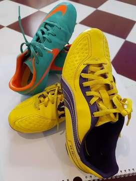 Sepatu sepak bola anak