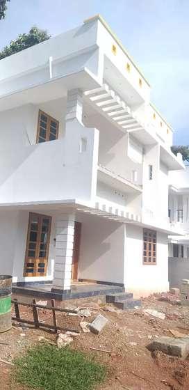 61 lac beautiful house in kottiyam.