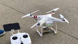 Drone with cod best hd Camera with remote all assesories  Box pack