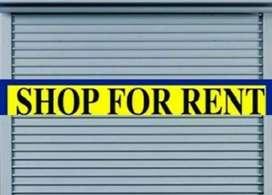 Shop for rent best location anny bisnes