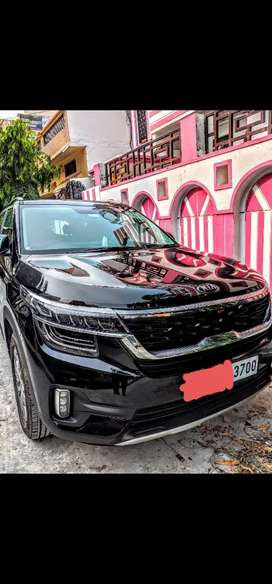 Kia Seltos top model automatic