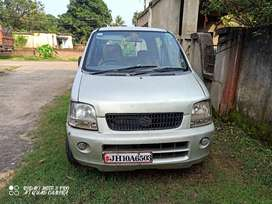 Maruti Suzuki Wagon R 2001 Petrol Good Condition