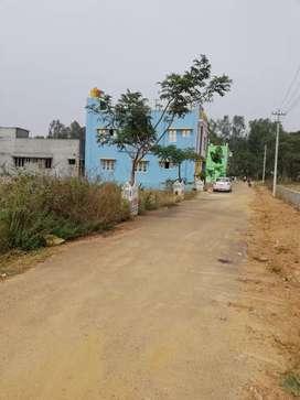 BBMP B Katha sites near Tumkur Road 8th mile