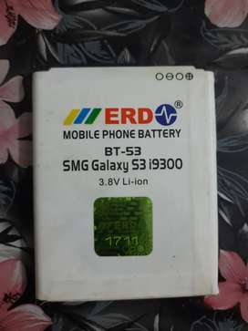 Samsung Galaxy S3 New Battery