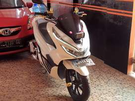 New PCX ABS BLASTER Full Variasi Kotamadya