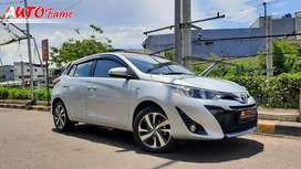 Toyota All New Yaris G AT CVT 2019 Like New KM 1.000 Tdk Jd Pkai!!