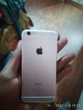 Iphone 6s 32gb in mint condition