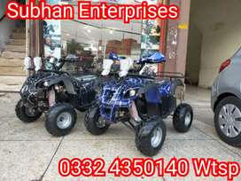 Drifting Bike Atv Quad 125cc Available Here__Online Deliver In All Pak