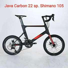 Java Carbon Minivelo CL 22 Sp.