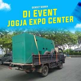 Sewa Genset pembangunan Tol Trans Jawa Jogja - Solo - Magelang