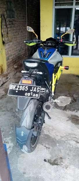 Jual cepat Yamaha xabre pajak panjang motor sehat siap tempur buruan
