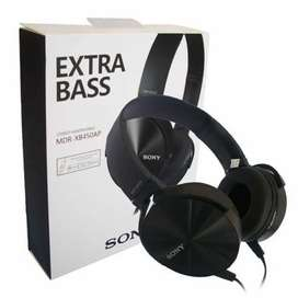 HEADSET SONY EXTRA BASS MDR - XB 450AP