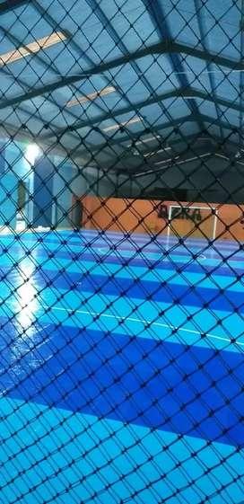 Melayani pemasangan lapangan futsall