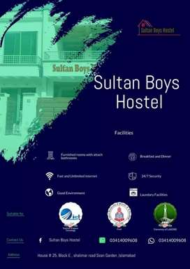Boys Hostel for sale