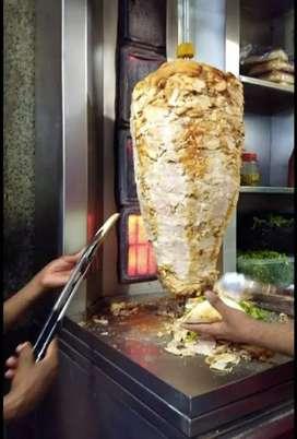 Shawarma maker