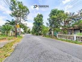 Rumah dan Ruang Usaha Tepi Jalan Palagan Km.14 Cocok Usaha, Kantor