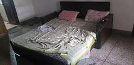 Sofa cum bed new with mattress