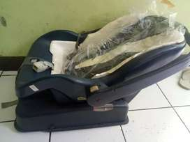 Baby car seat second