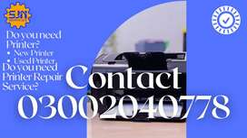 New & Used Printers Available / Printer Repair Service Available