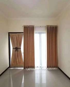 615cd desain indah gordyn hordeng gorden Roll blind antik