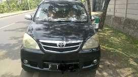 Toyota Avanza Hitam Tahun 2007 Kota Sukabumi