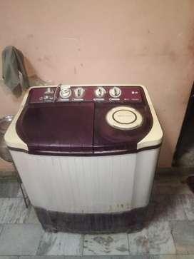 LG Washing machine motor kharab hai