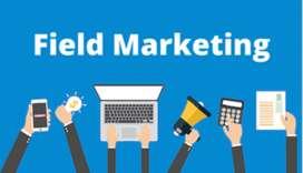 Need Field Marketing executives on hourly basis