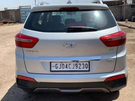 Hyundai creta diesel 2017 Automatic top model