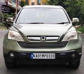 Honda CR-V 2004-2007 2.4L 4WD, 2007, Petrol
