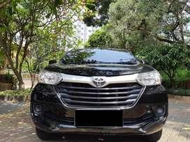 (Cash) Toyota New Grand Avanza 1.3 E AT 2016 (Hitam Metalik)ANTIK Asli