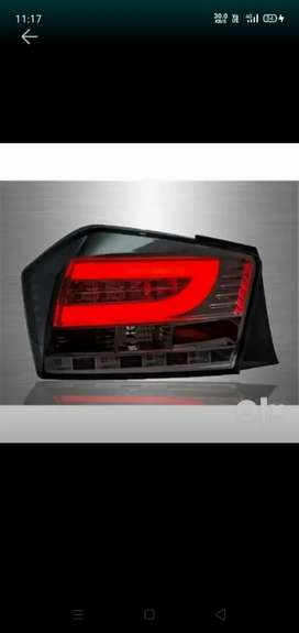 Honda City 2012 led tail lights