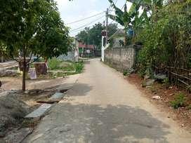 Dekat Jalan Raya Abdul Wahab: Jual Kapling SHM Cinangka, Fasum Rapi