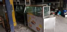 commercial fast food kitchen accessories, hotel setup, SS counters