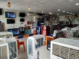 Electronics showroom sell ke liye,stock ke sath