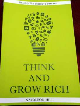 Free Novel , Think and grow rich by Napoleon Hill