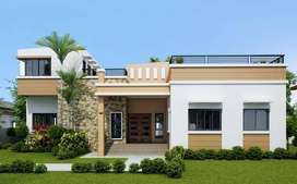 DTCP Residential Plot with Individual House in Padapai -75% Loan offer