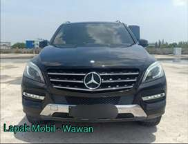 Mercedes Benz ML 250 2.1 CDi 2014 Km 72rb Tangan 1