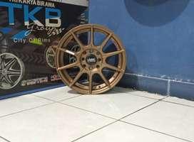 Velg mobil racing ring 15 RAI-S2 JA151 HSR R15 lebar 65