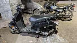 Activa 125cc 2014 october model