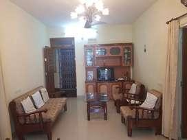 2bhk well furnished on chogam road Porvorim