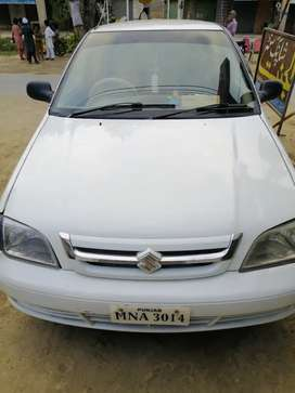 I m selling my Cultus Car 2007 Model Multan Rigester