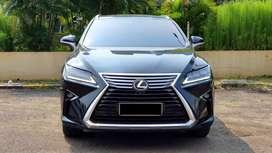 [Full Orisinil] Lexus RX 200 T Luxury 2016 Full Service Record RX200
