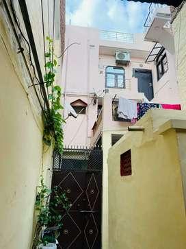 We are having our house in bazaria kirtan wali gali we having 3 floors