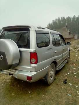 Tata safari in drivable condition