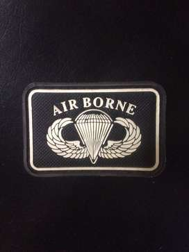 Patch Emblem Velcro Airborne Tactical Militer Army